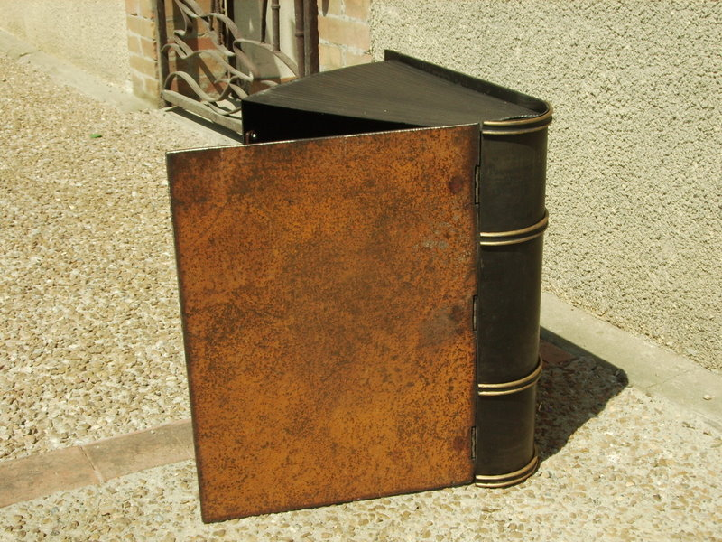 l 39 atelier du fer forg metallerie jc sabat castelnaudary objets de d coration. Black Bedroom Furniture Sets. Home Design Ideas